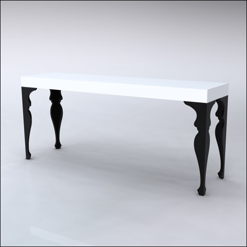 2x8x42-Neo-Baroque-Table-WHTBLK-001