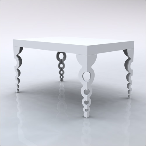 4x6x42-Links-Table-WHT-001