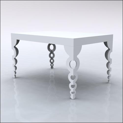 4x6x42-Links-Table-WHT-001
