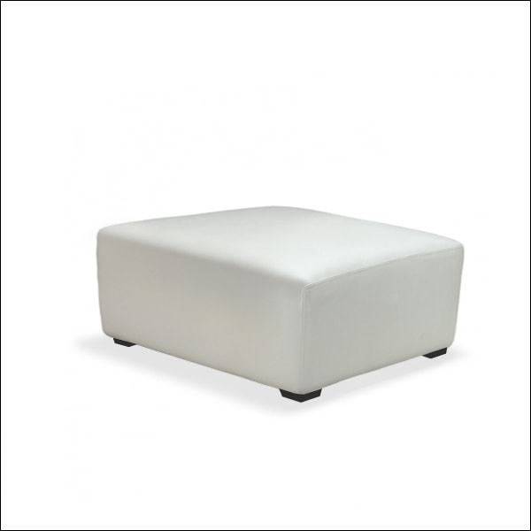 Cube Large Square Ottoman