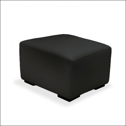 MOD Cube Ottoman BLK