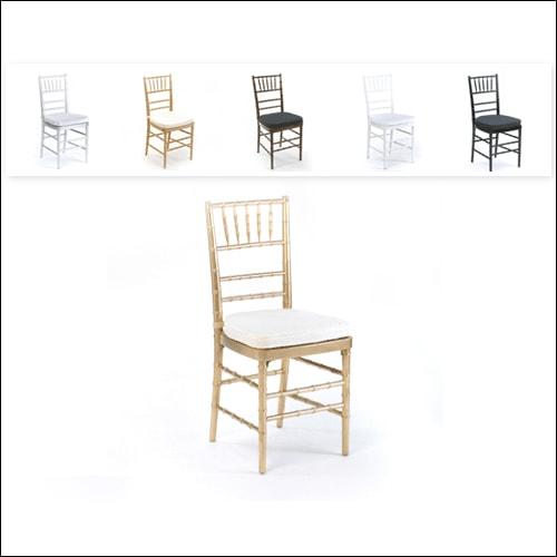 Chivari Chair F-S-C-001-GLD