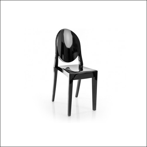 Victoria Chair F-S-C-003-BLK