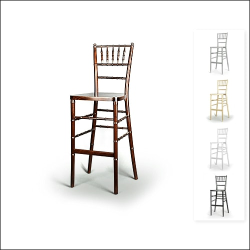 Chivari Bar Height Chair F-S-C-006-MAHG