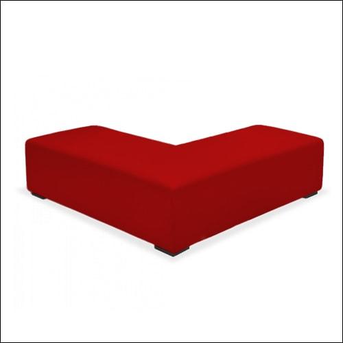 """Mod """"L"""" Ottoman RED"""