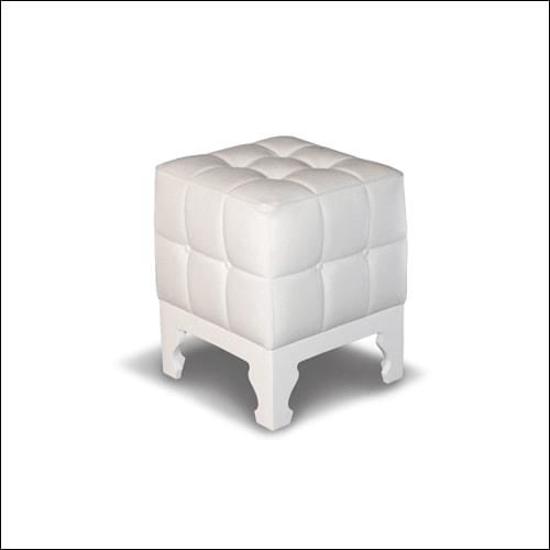 Neo-Baroque Cube Bench