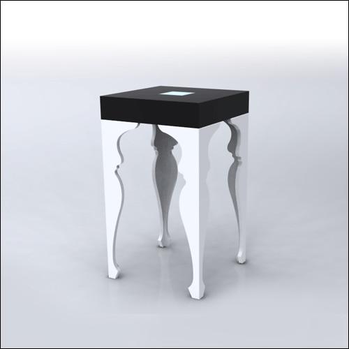 2x2x42-Neo-Baroque-Table-BLKWHT-001