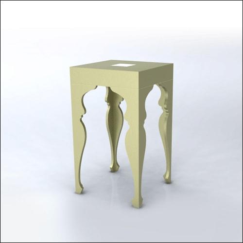 2x2x42-Neo-Baroque-Table-GLD-001