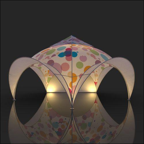 Tension-Fabric-Tents-W-Awning-EL-TF-YU-T-06-004
