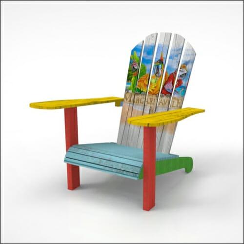 Adirondack Chair Margaritaville